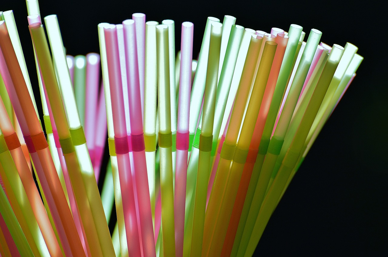 California governor signs bill banning single-use plastic straws