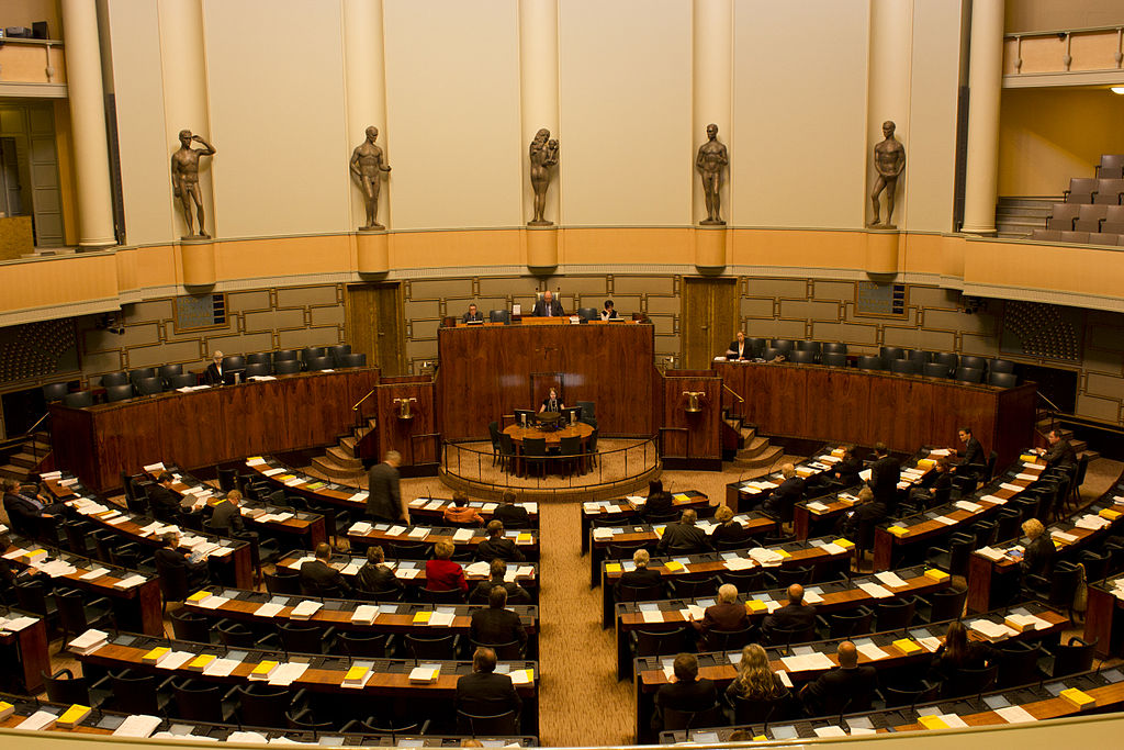Finland parliament adds exception to constitutional right to privacy