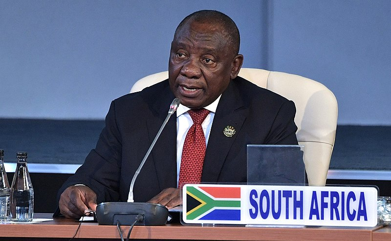 South Africa president signs minimum wage bill into law