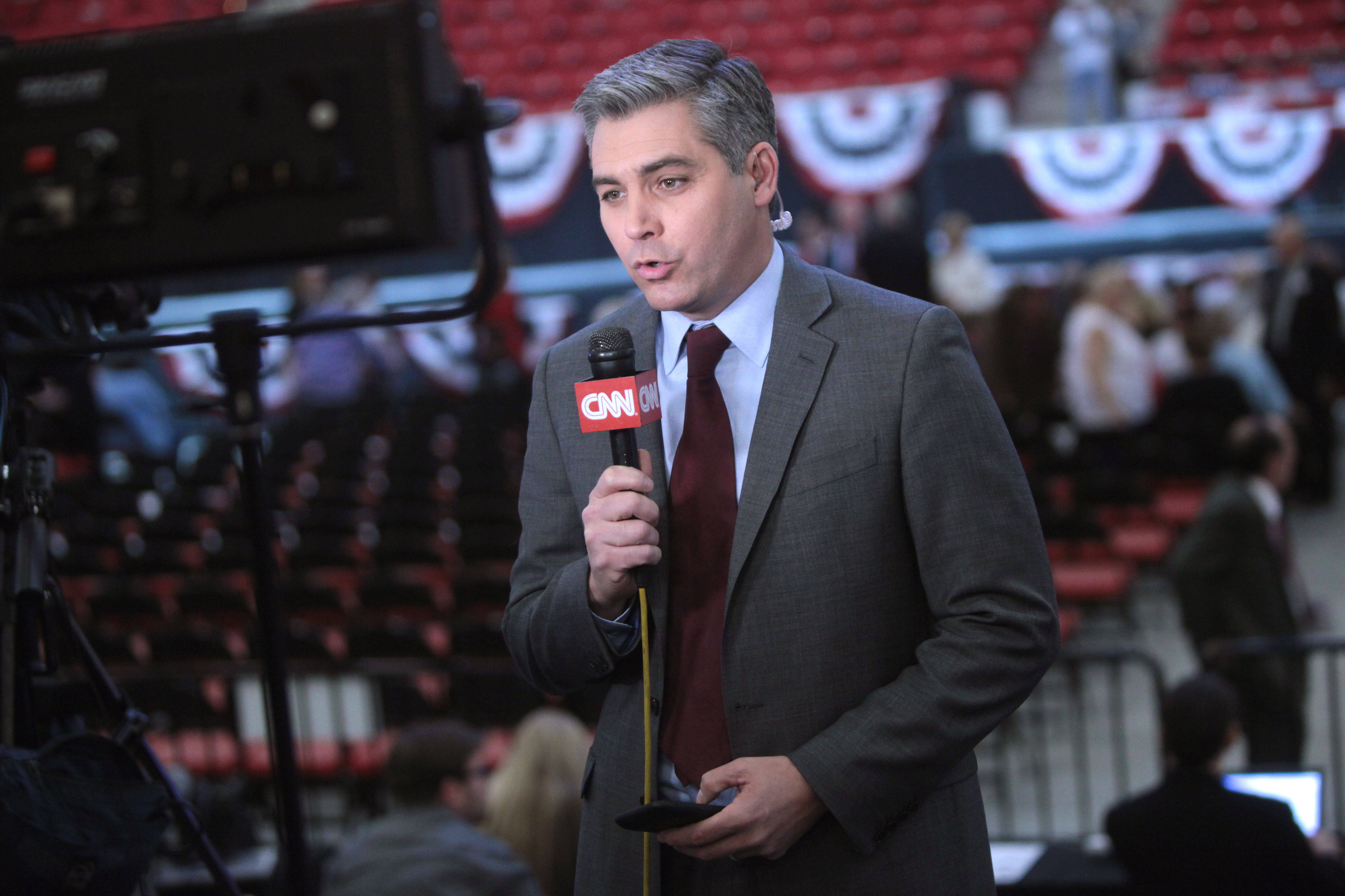 White House responds to CNN's request for restoration of Acosta's press pass