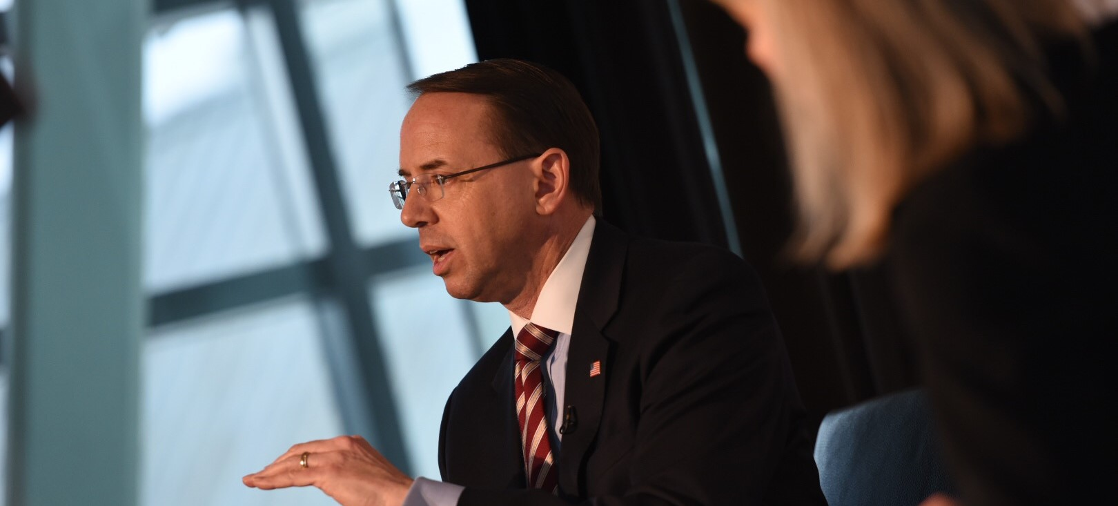 Maryland files motion to replace acting AG Whitaker with Rosenstein