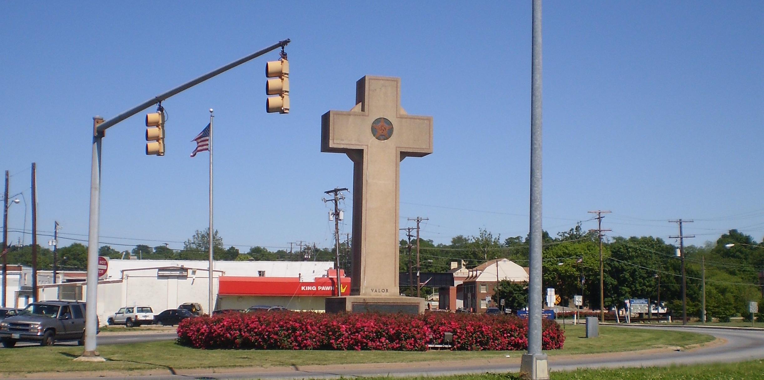 Supreme Court to decide if War Memorial Cross violates First Amendment
