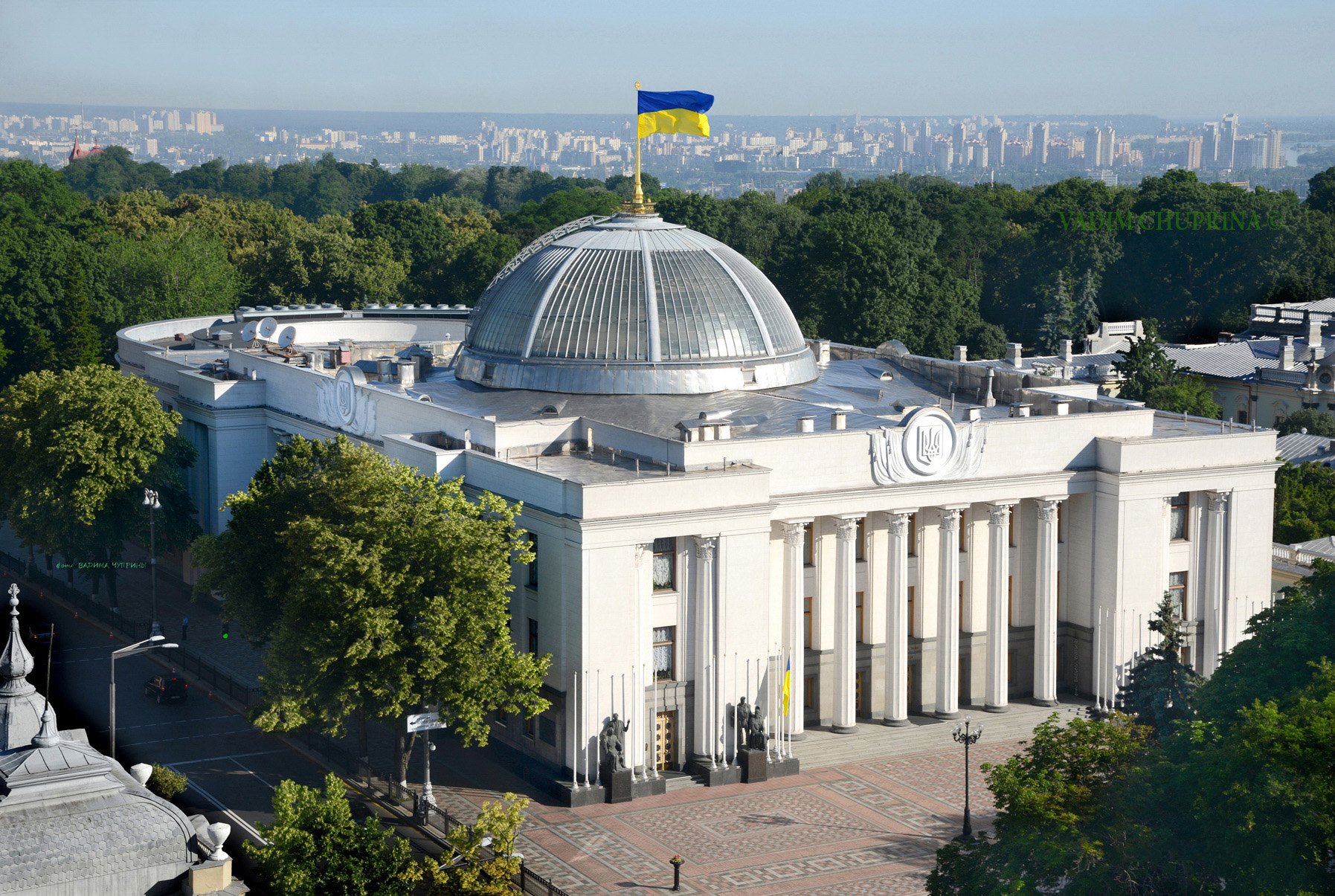 Ukraine parliament adopts law allowing accountability for war crimes committed in Crimea