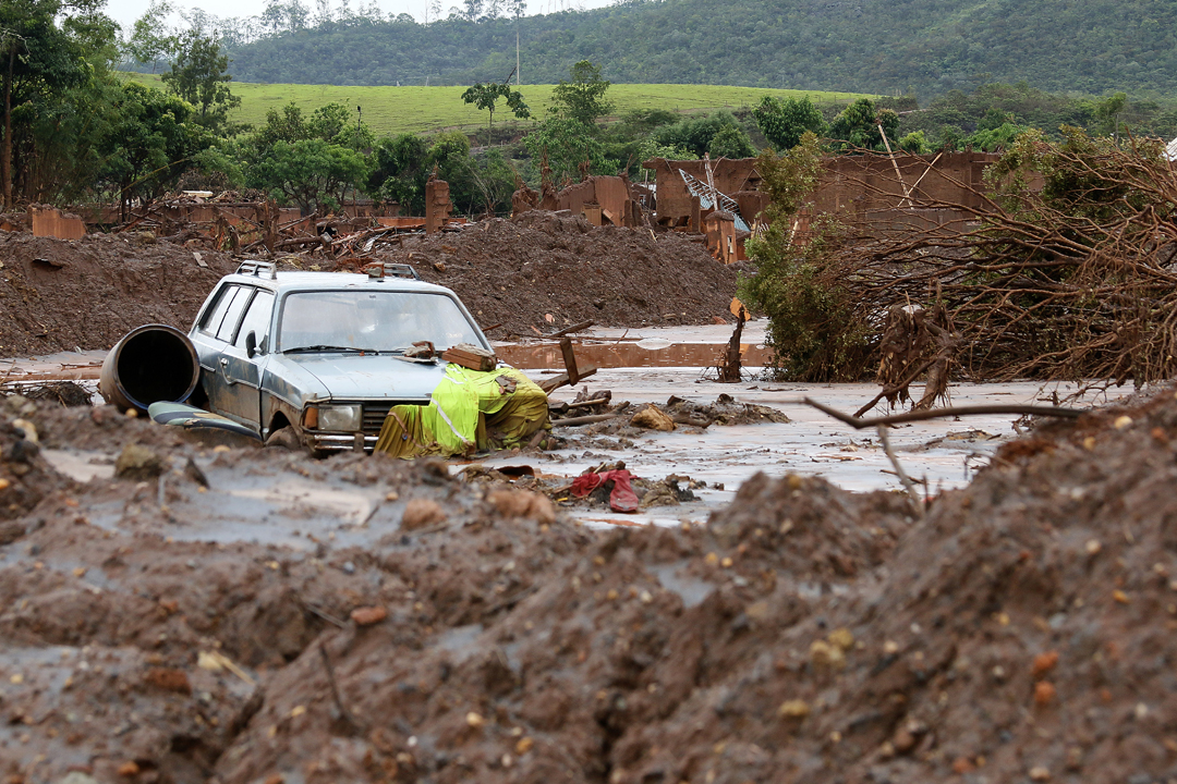 UN rights experts call for probe into Brazil's deadly dam collapse