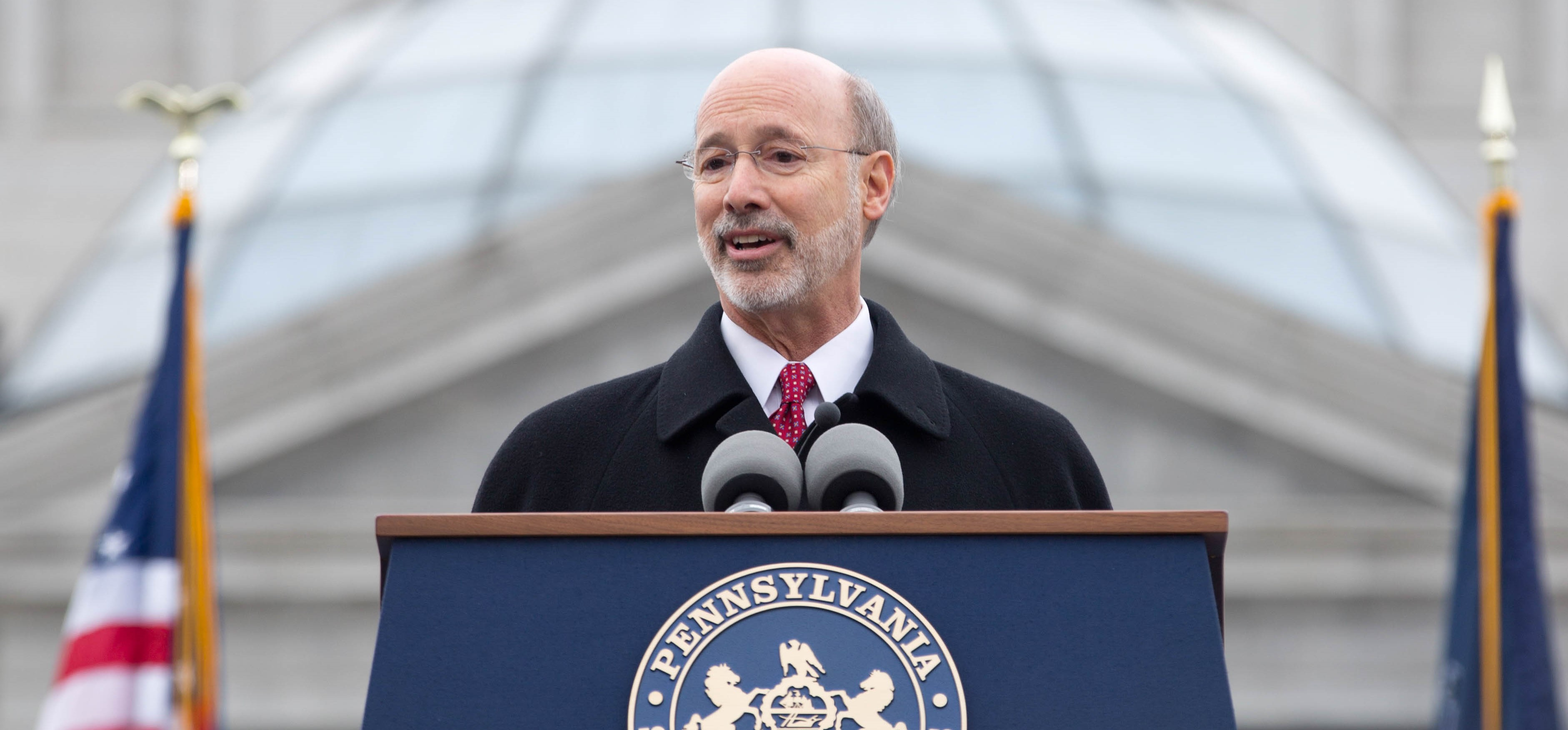 Pennsylvania governor to veto bill expanding funding to private schools