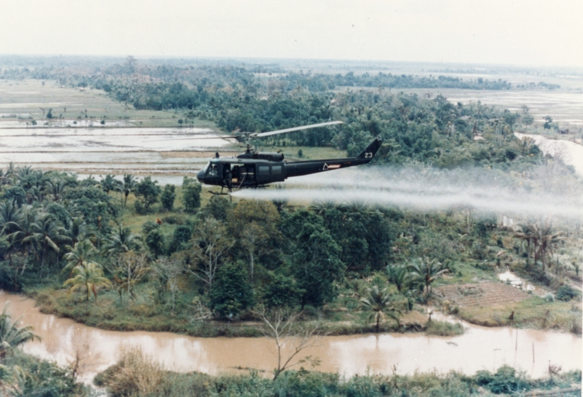 Federal appeals court rules for Vietnam veterans in