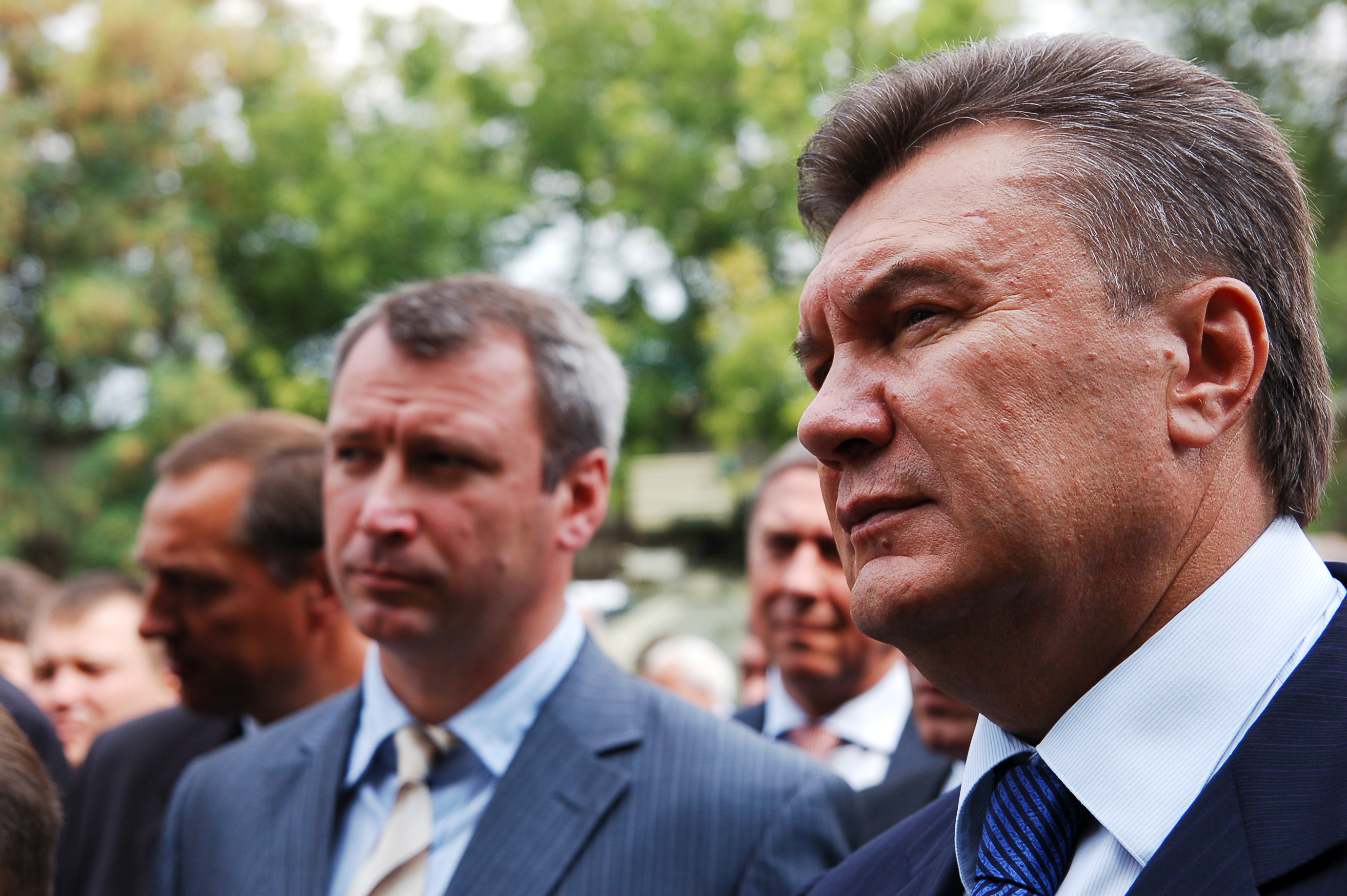 Ukraine court sentences ex-president Yanukovych to 13 years in prison for treason