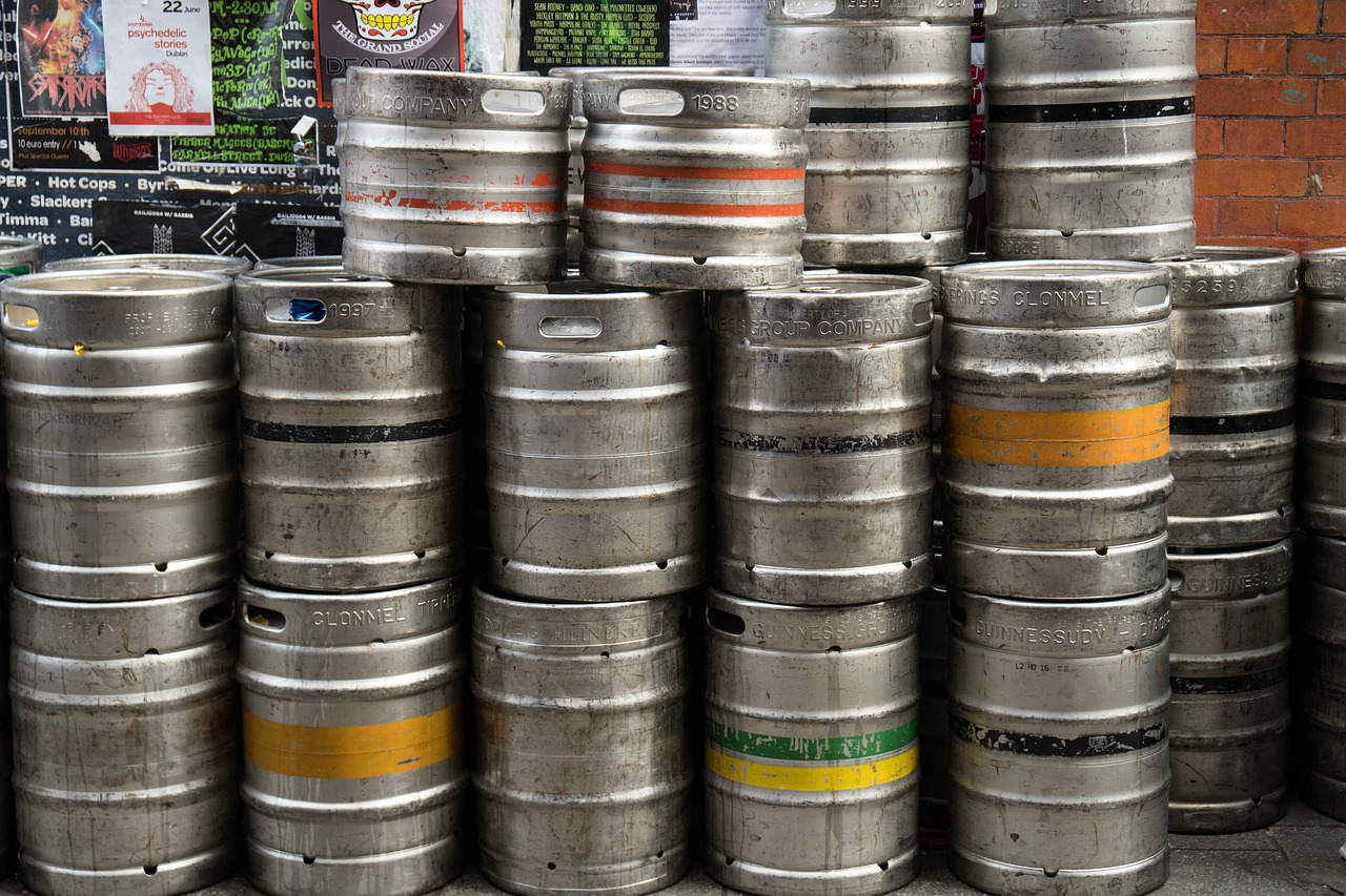 Brewery sues over government shutdown