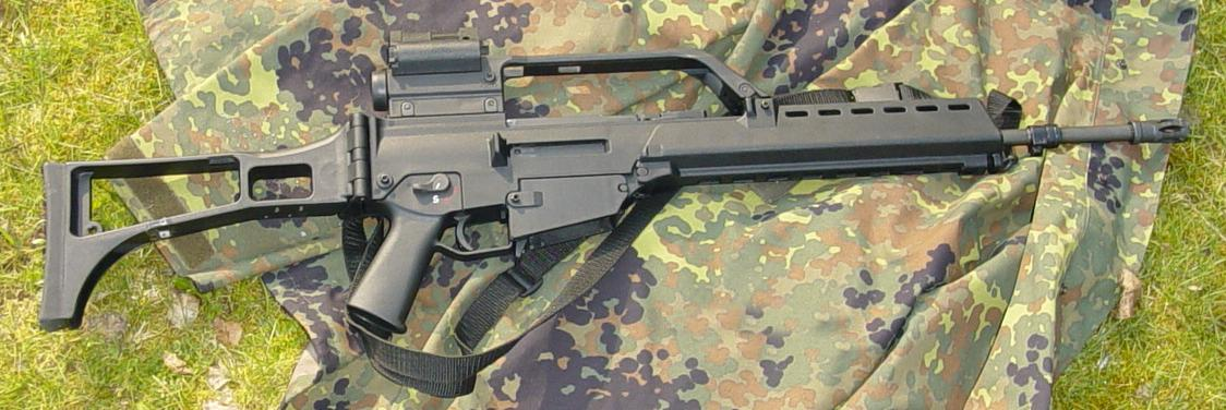 Germany court fines gun manufacturer for illegal assault rifle sales in Mexico