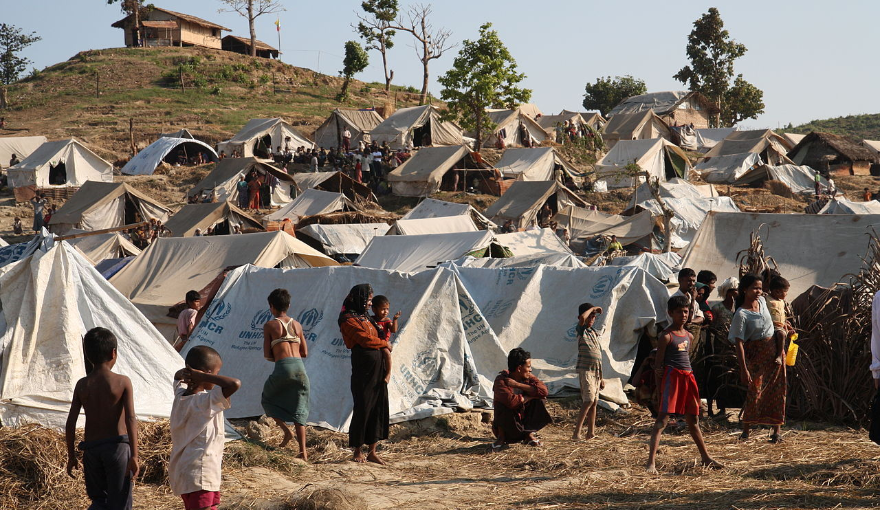 Myanmar military reported to be shelling villages in Rakhine State