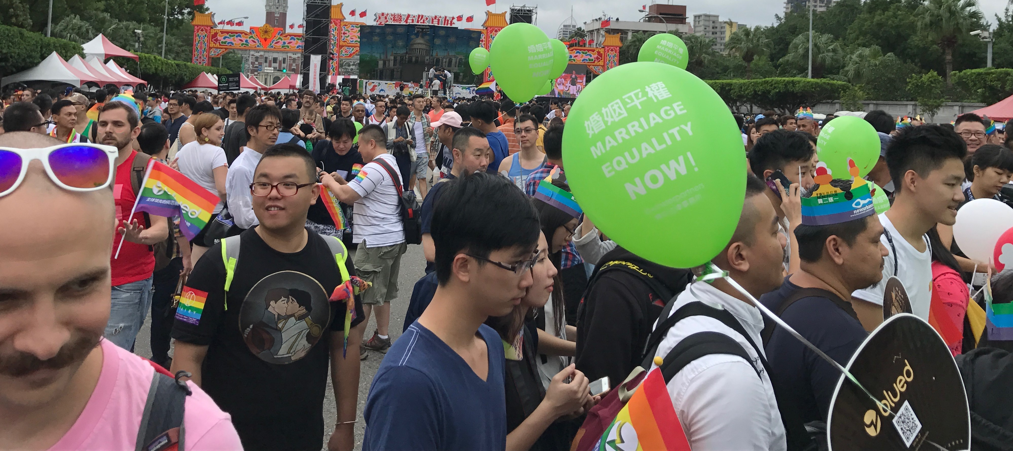 Taiwan proposes same-sex marriage bill