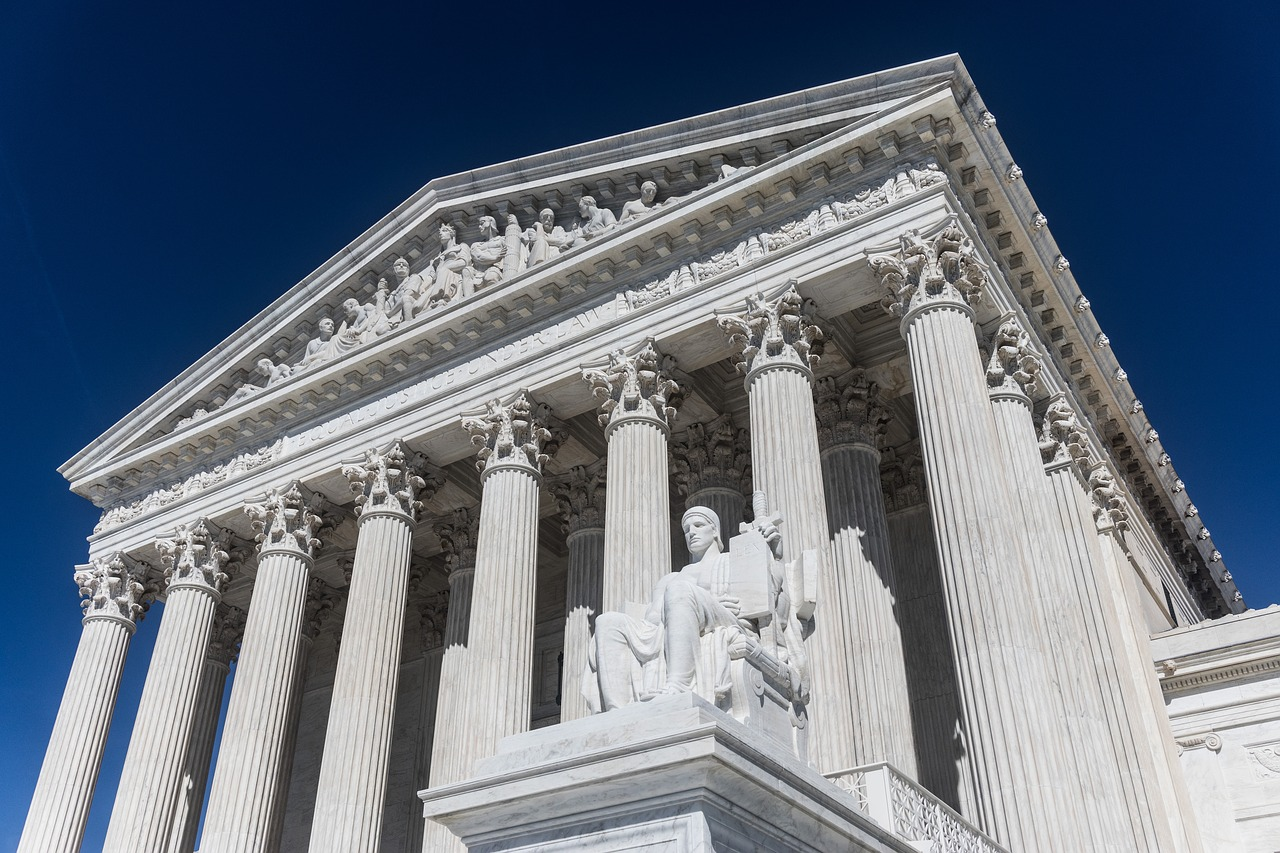 Supreme Court hears last two oral arguments of term