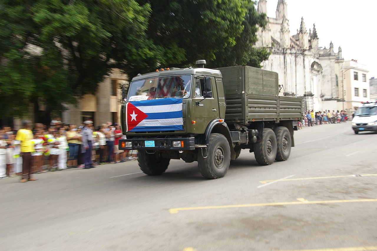 US Treasury sanctions Cuba defense minister and special forces unit
