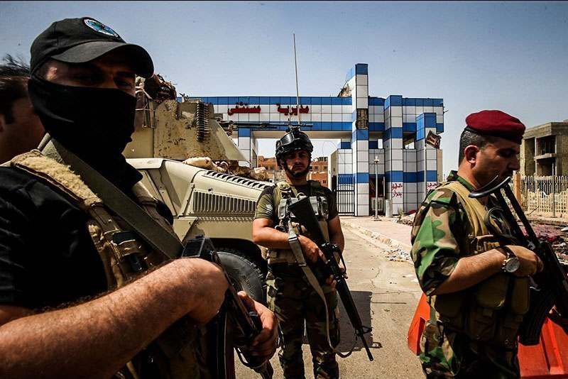 HRW: Iraq authorities prosecuting children suspected of Islamic State ties
