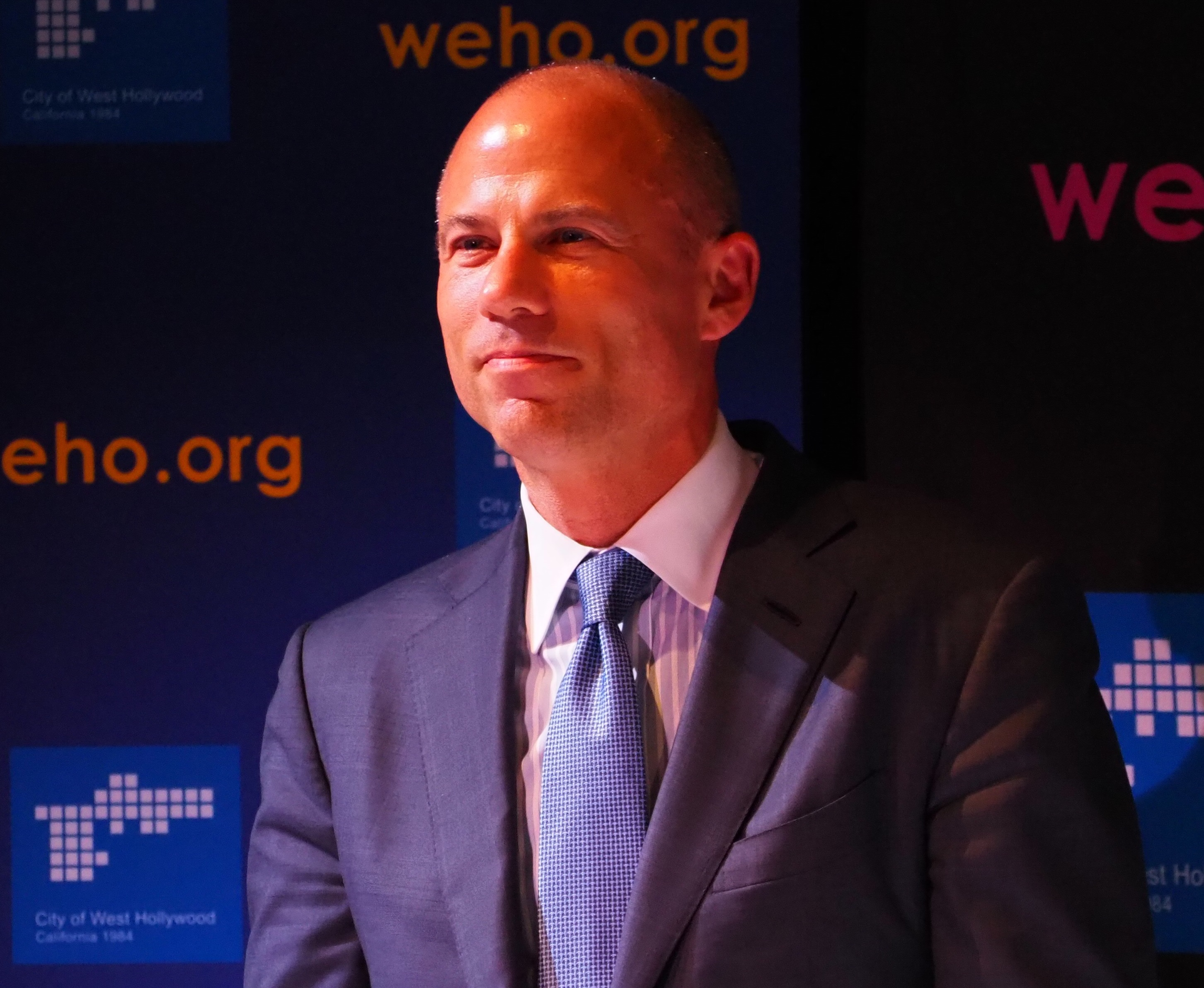 Michael Avenatti charged with attempting to extort Nike