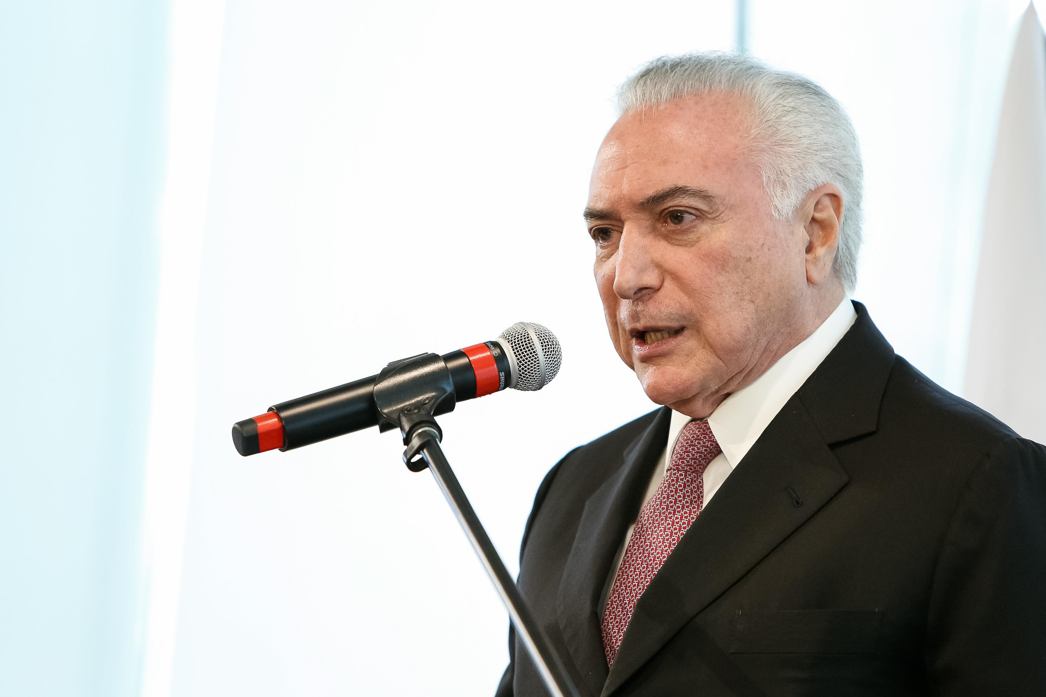 Former Brazil president arrested in corruption investigation