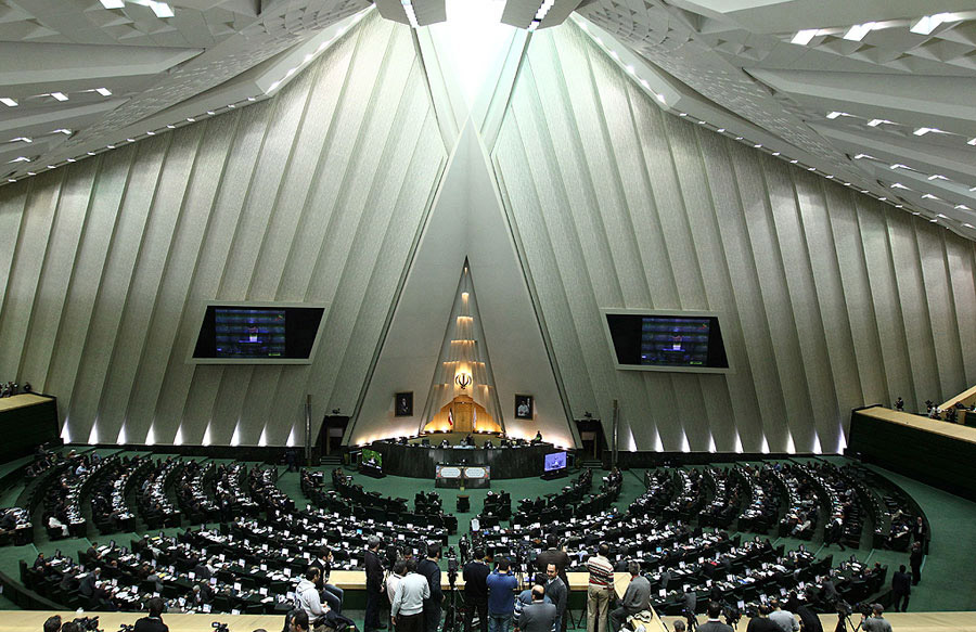 Iran lawmakers approve bill labeling US forces as terrorists
