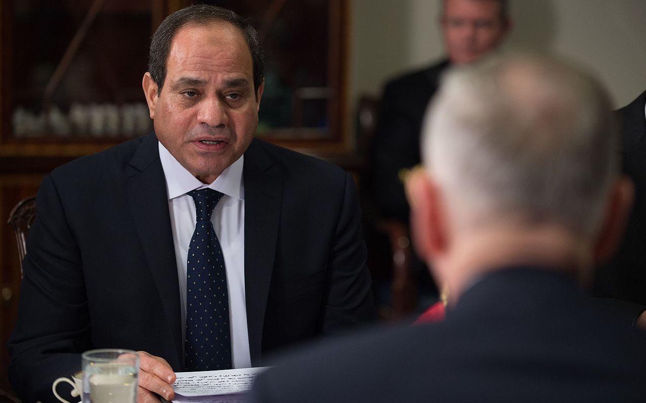 Egypt parliament passes constitutional amendment extending presidential term