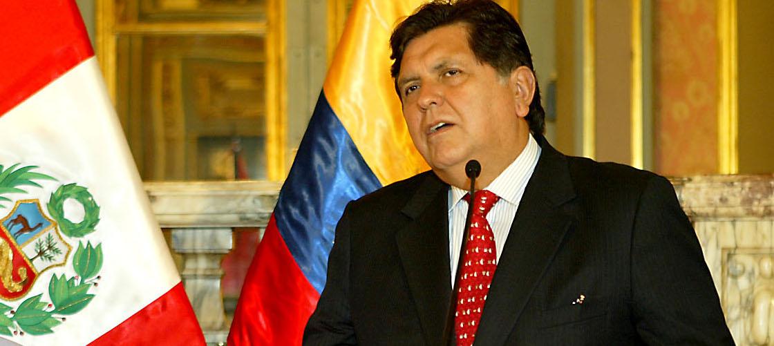 Peru ex-president Garcia dies from self-inflicted wound during corruption arrest