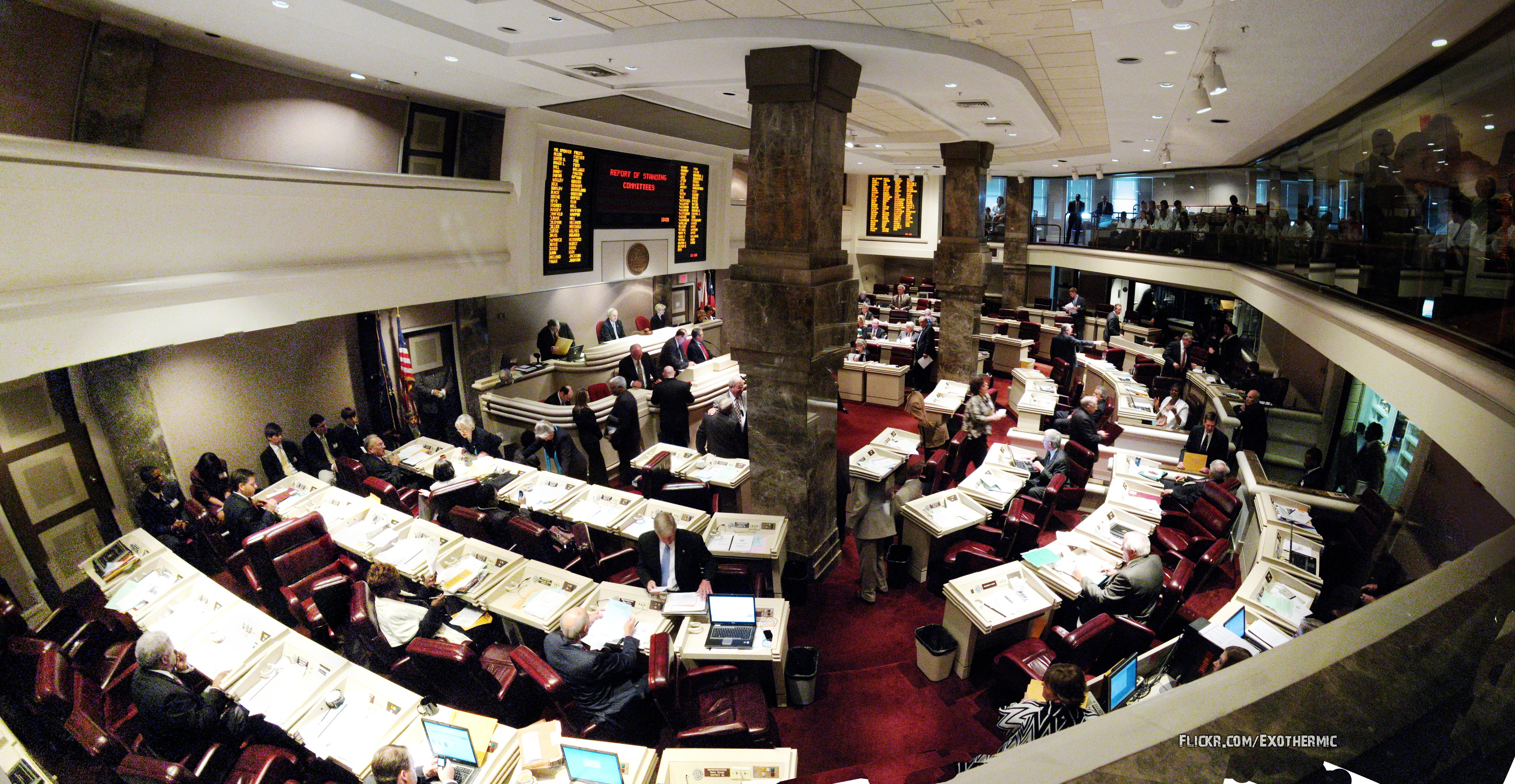 Alabama House approves bill criminalizing abortion