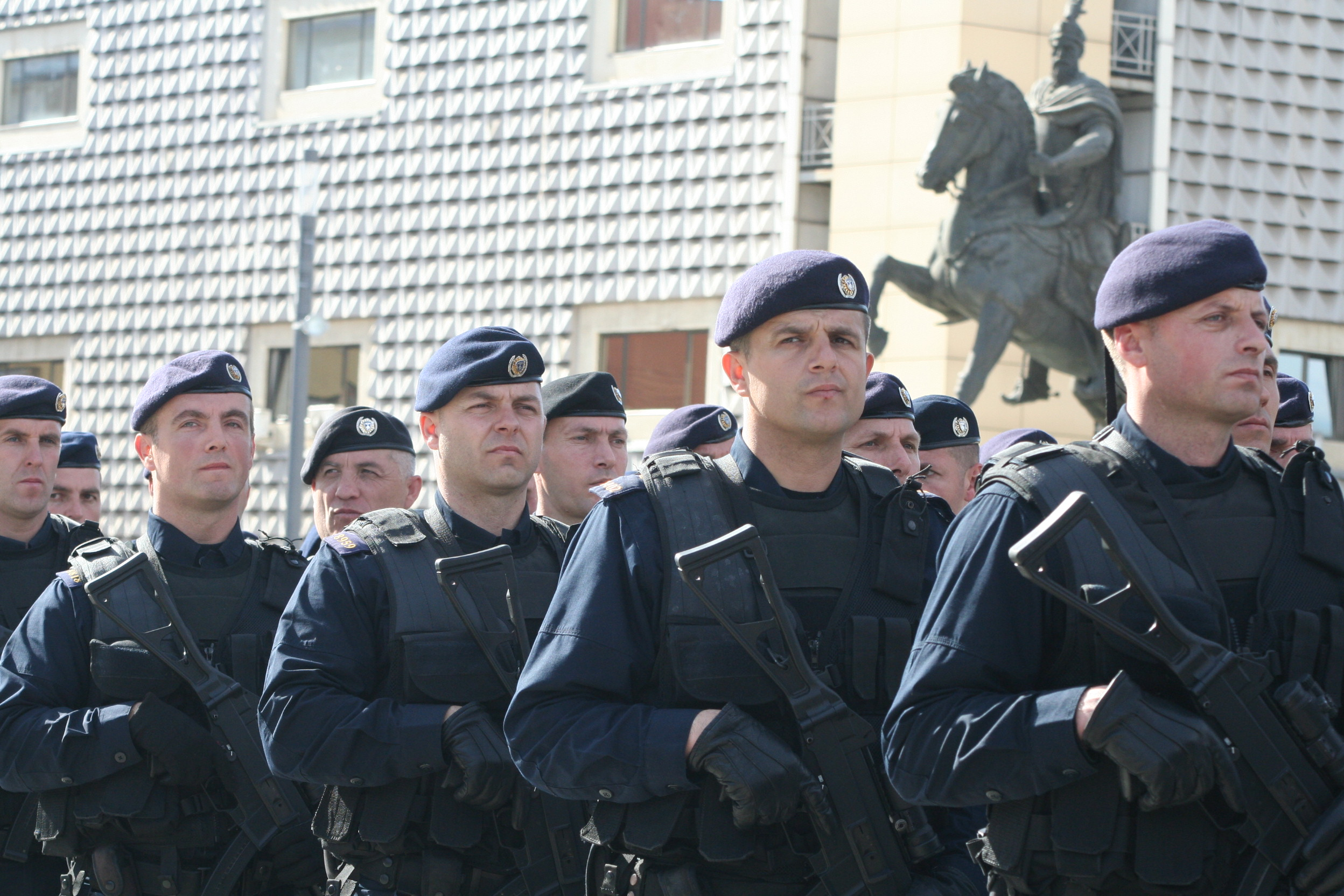 UN calls for release of staff after Kosovo police raid