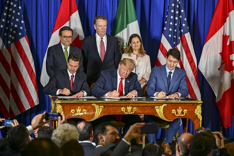 Mexico becomes the first country to ratify USMCA