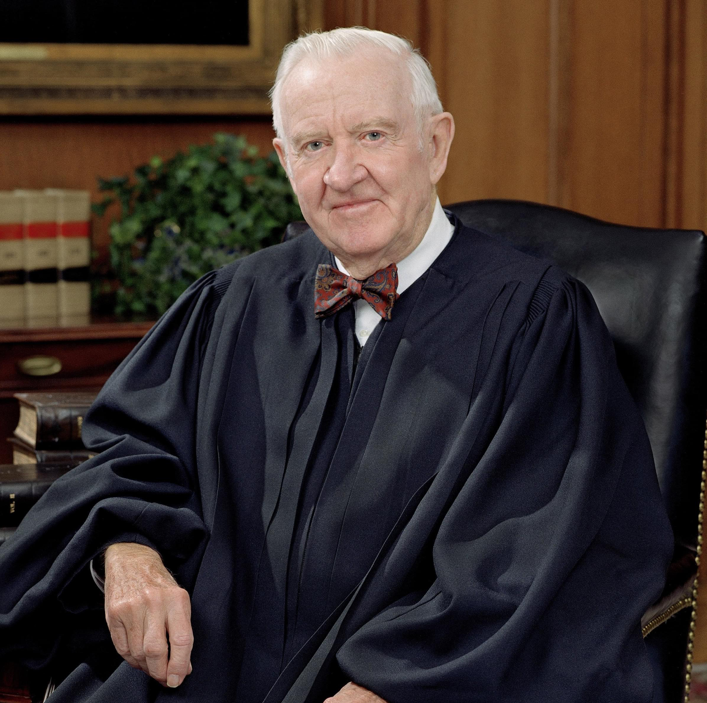 Retired Justice Stevens dies at 99