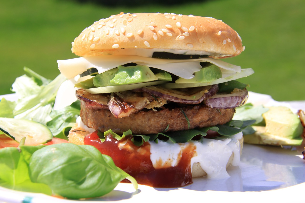 ACLU challenges Arkansas law banning 'veggie burger' label