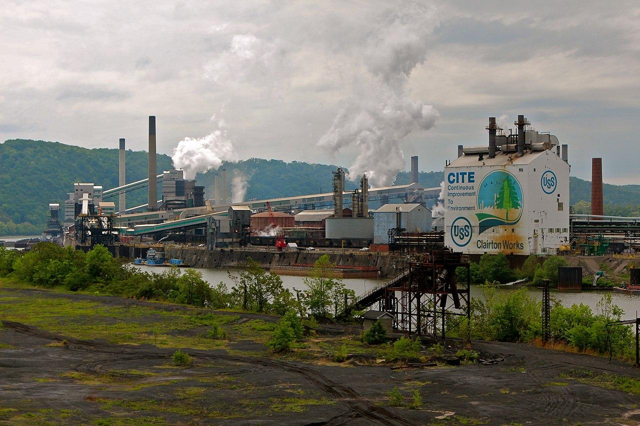 US Steel sued over Superfund law violations