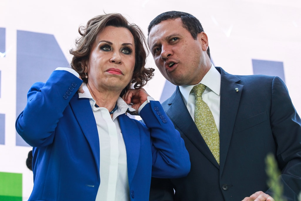 Guatemala former first lady, presidential candidate arrested on campaign finance charges