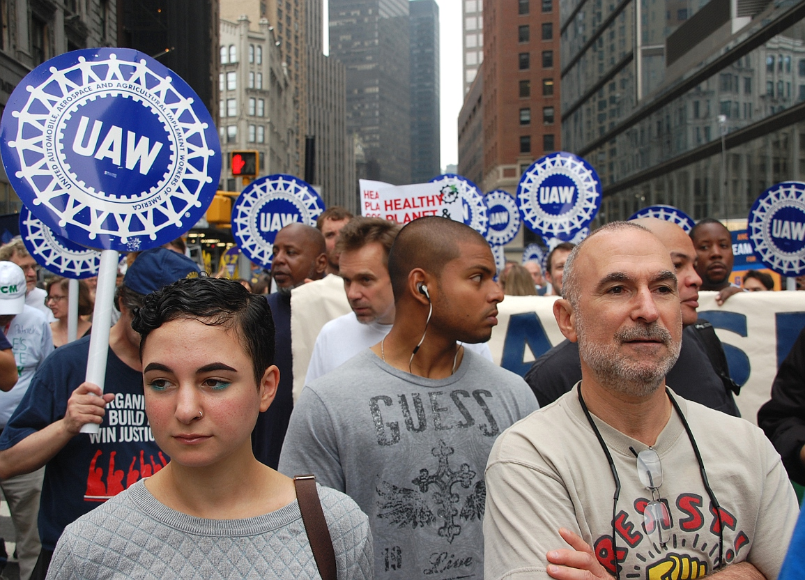 United Auto Workers vote to authorize worker strikes as negotiations with GM begin