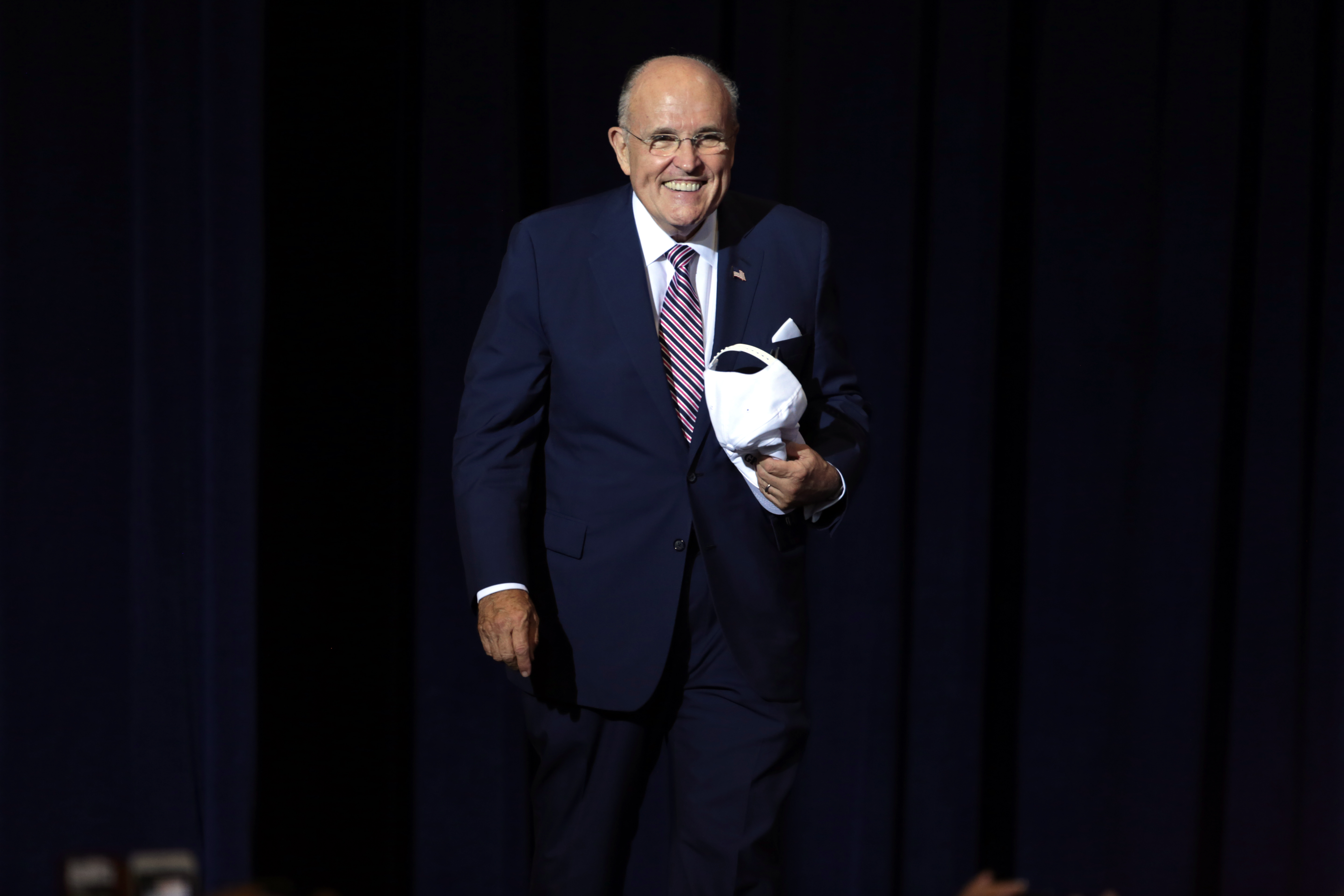 Federal judge approves release of documents from Giuliani associate to House committees