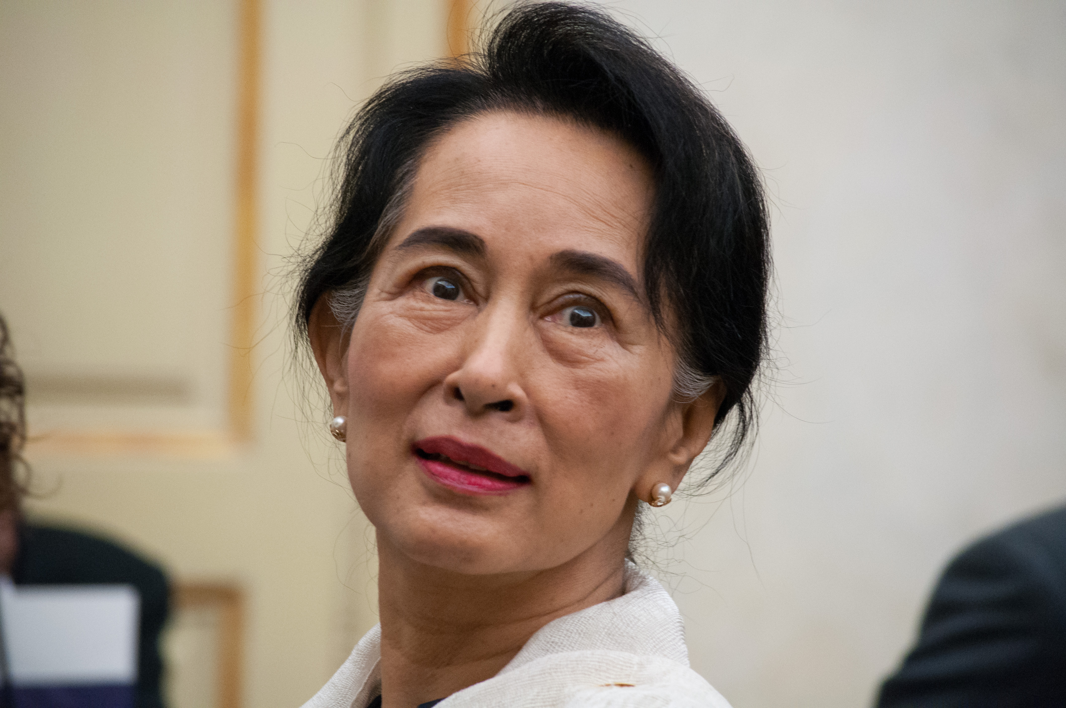 Myanmar ousted leader Suu Kyi and four others charged under state secrets law