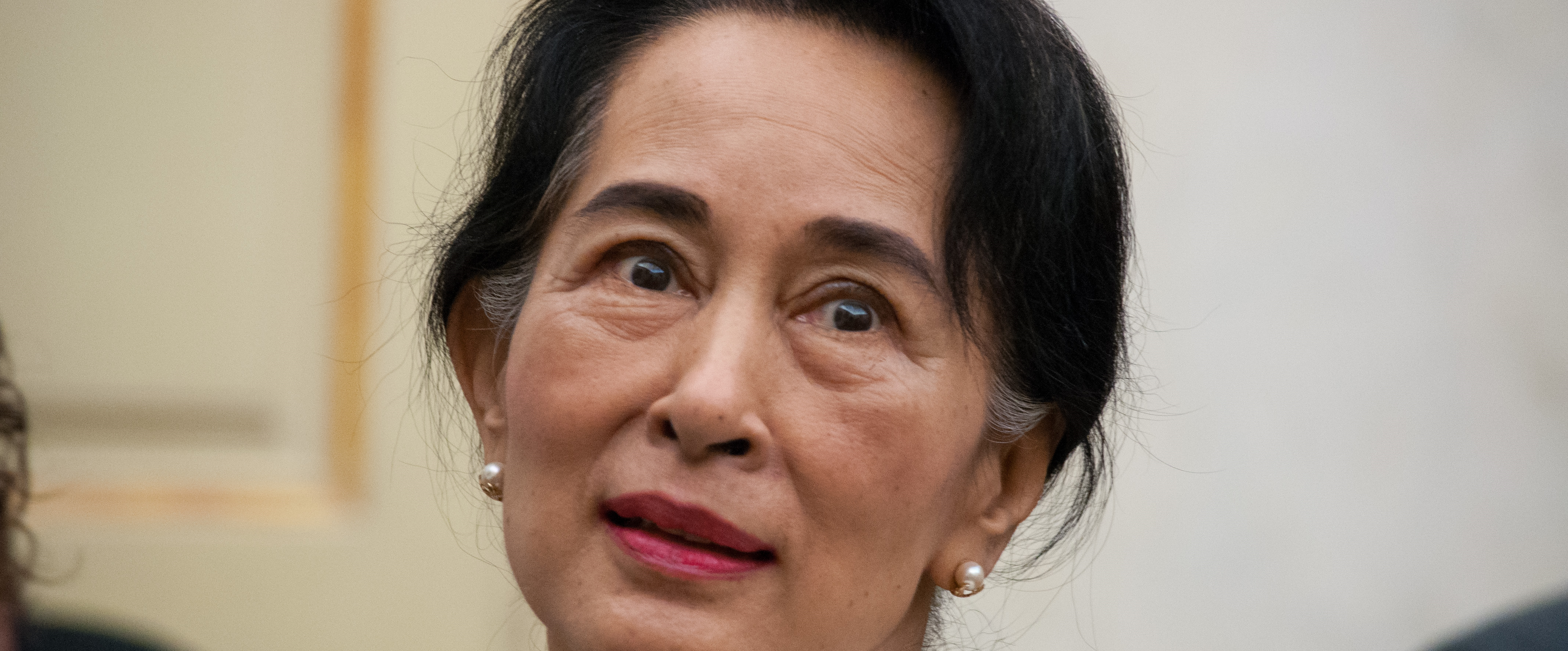 Aung San Suu Kyi named in criminal complaint of genocide against Myanmar's Rohingya