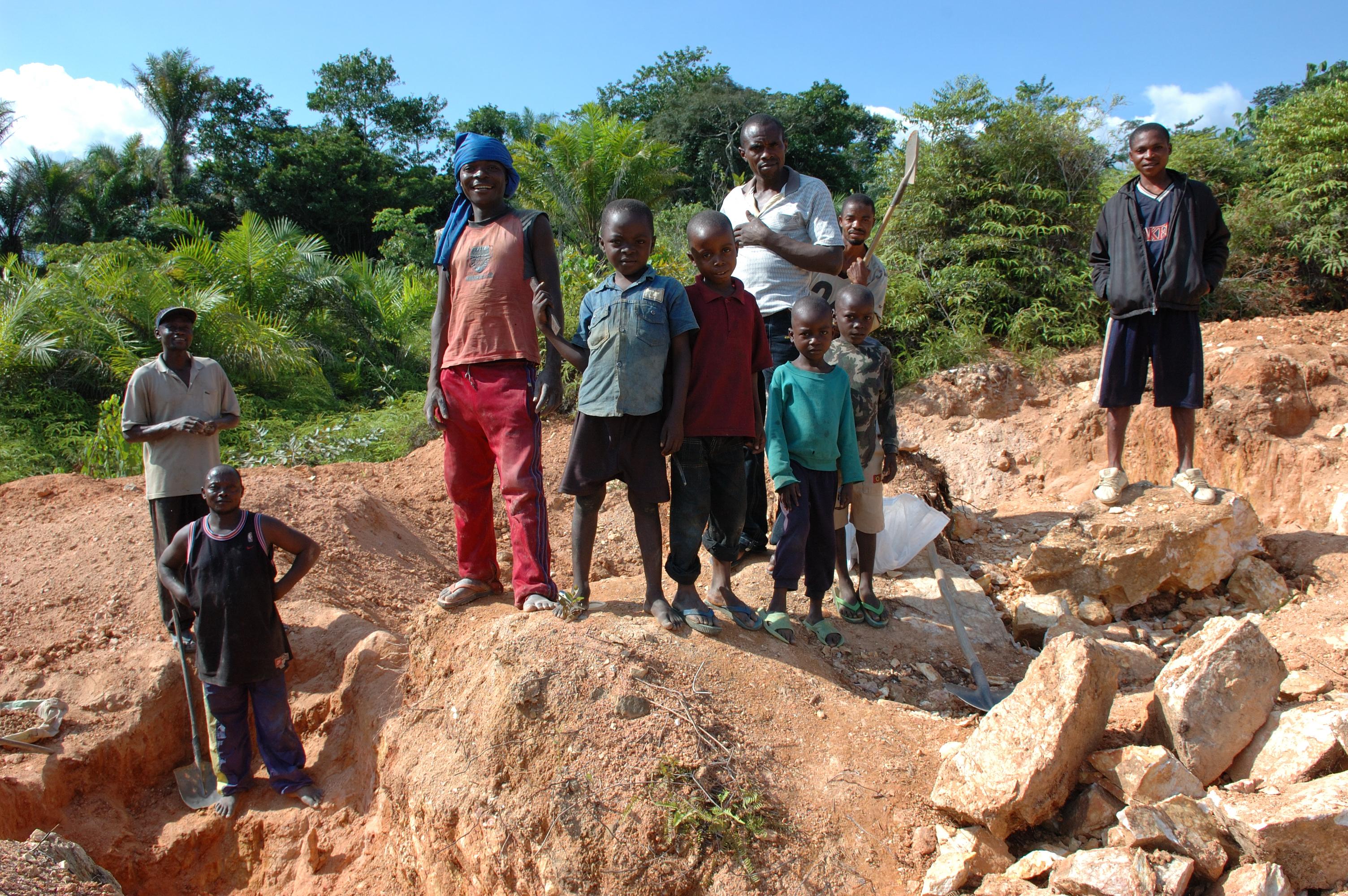 Congolese families file suit against US tech companies over cobalt mining