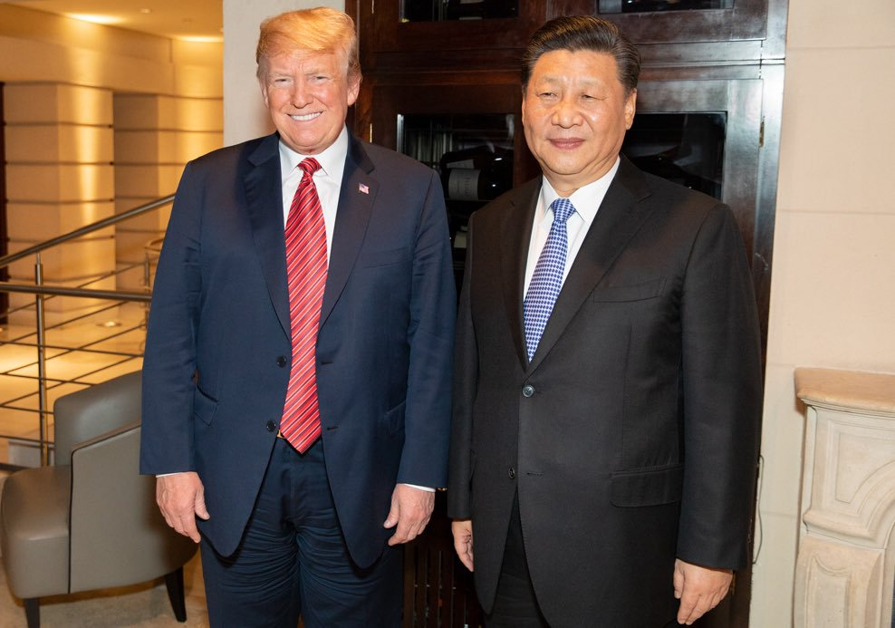 US, China leaders sign new trade agreement