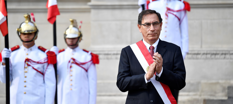 Peru constitutional court says Vizcarra's closure of congress was legal