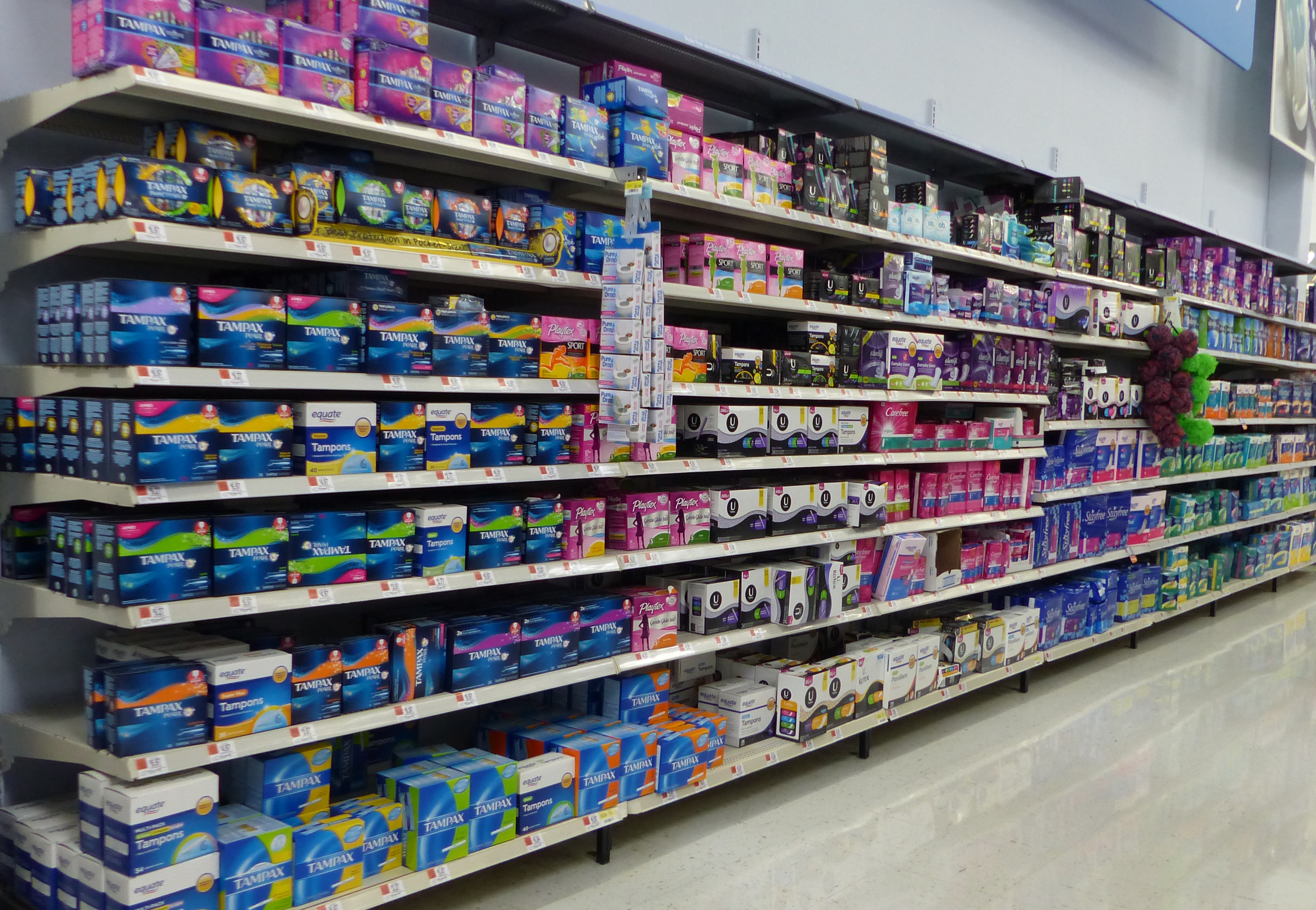 Scotland lawmakers approve bill to provide free sanitary products to women