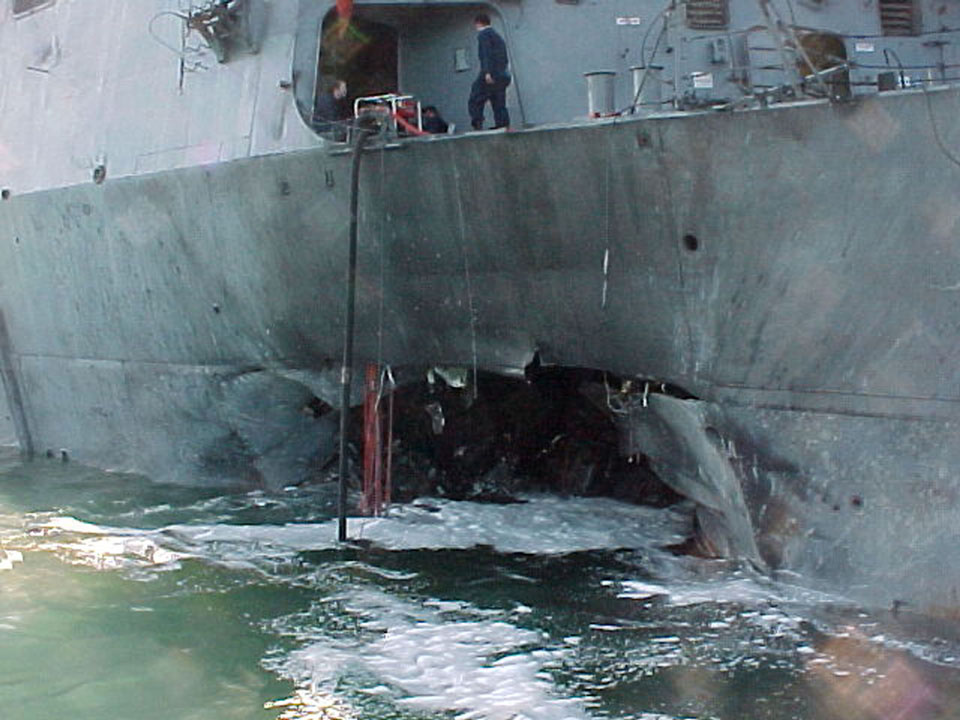 Sudan agrees to compensate victims of USS Cole bombing in Yemen