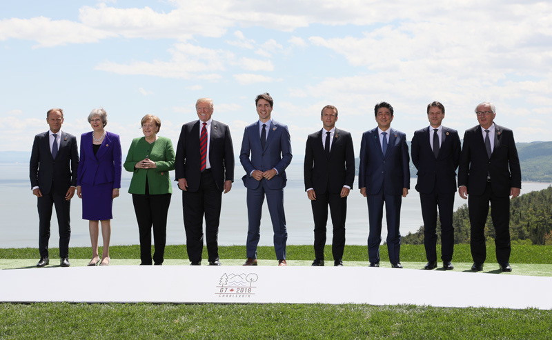 US announces G7 will be held virtually amid COVID-19 pandemic