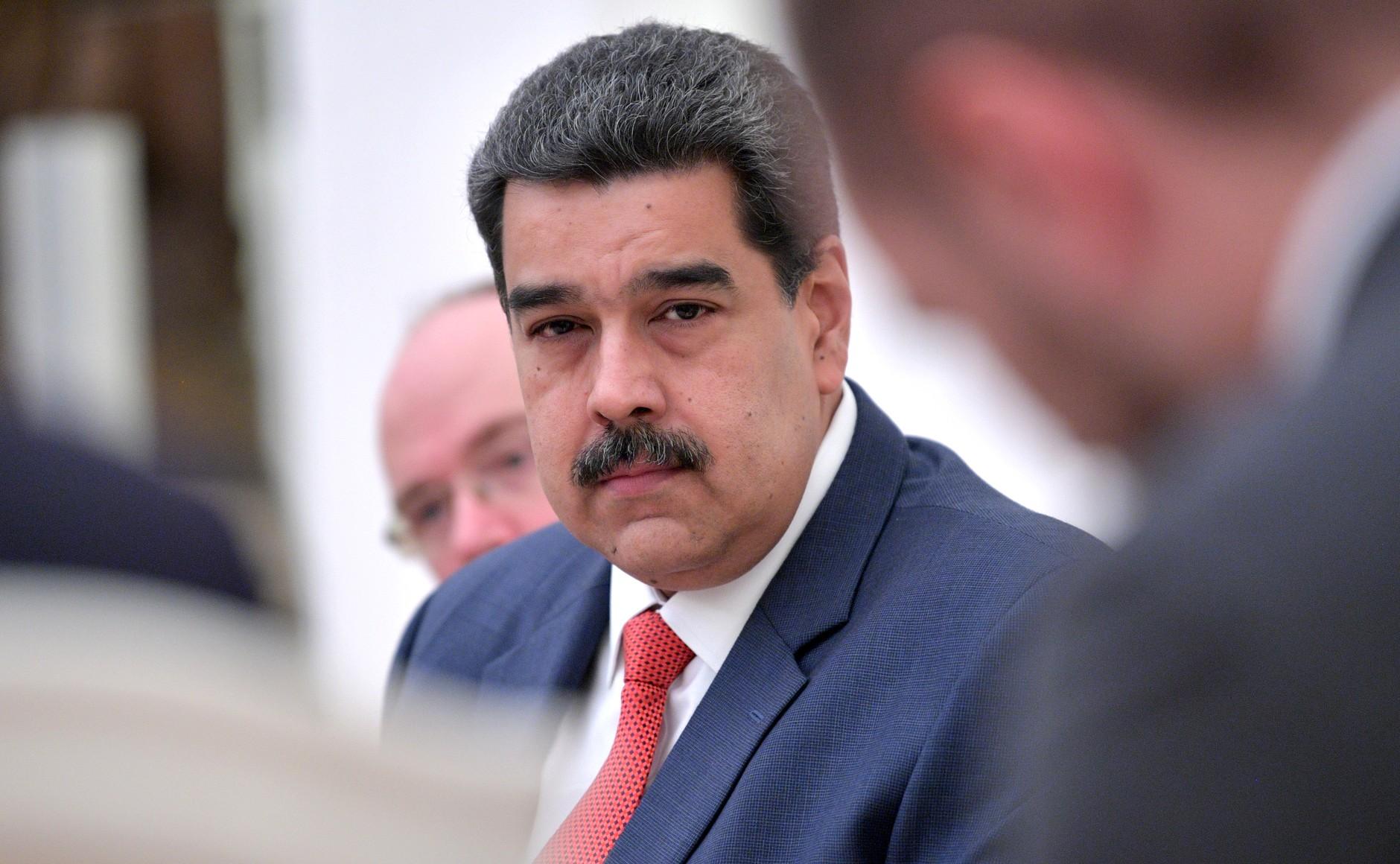 US indicts Venezuela President Nicolás Maduro