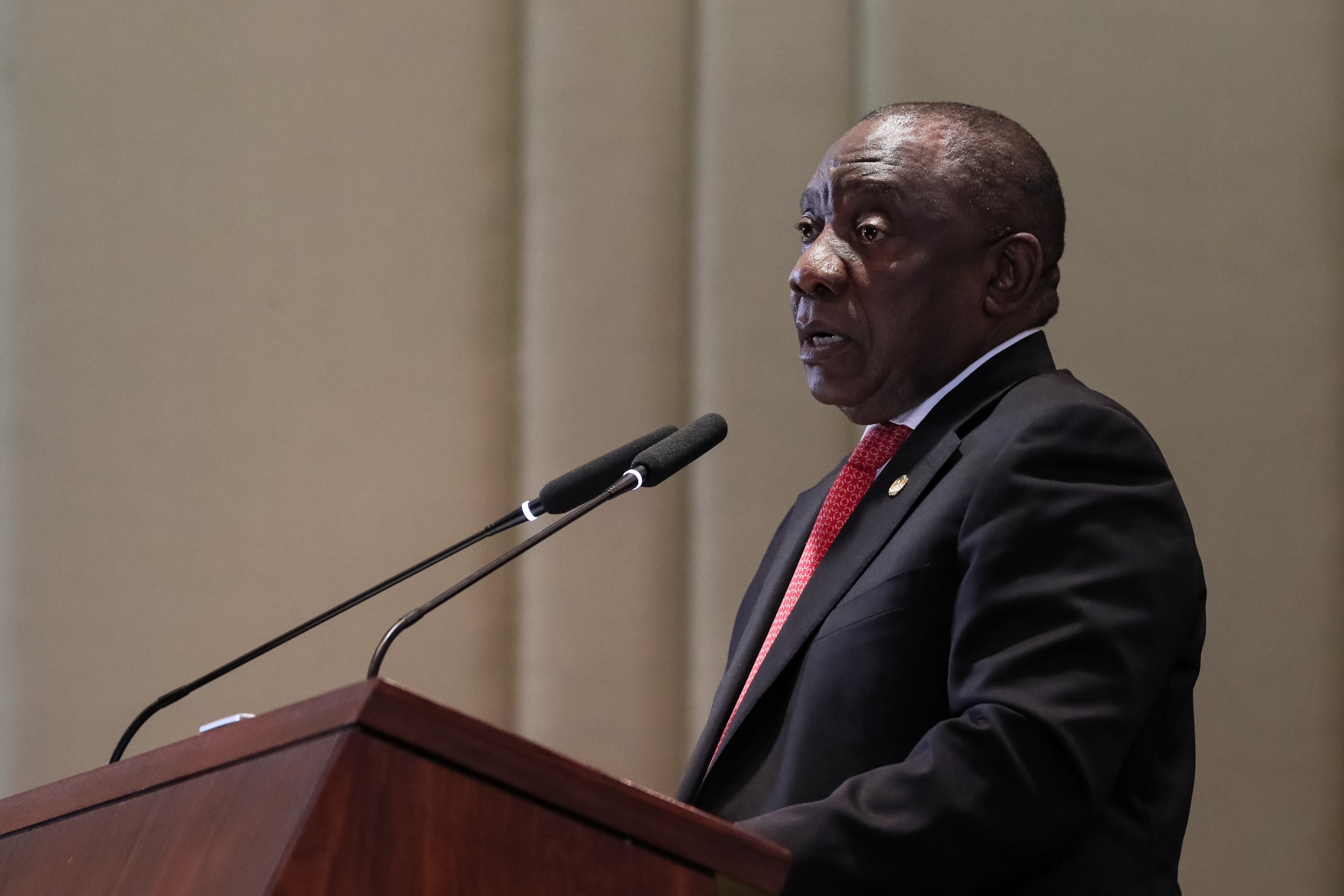 South Africa president cleared of corruption charges
