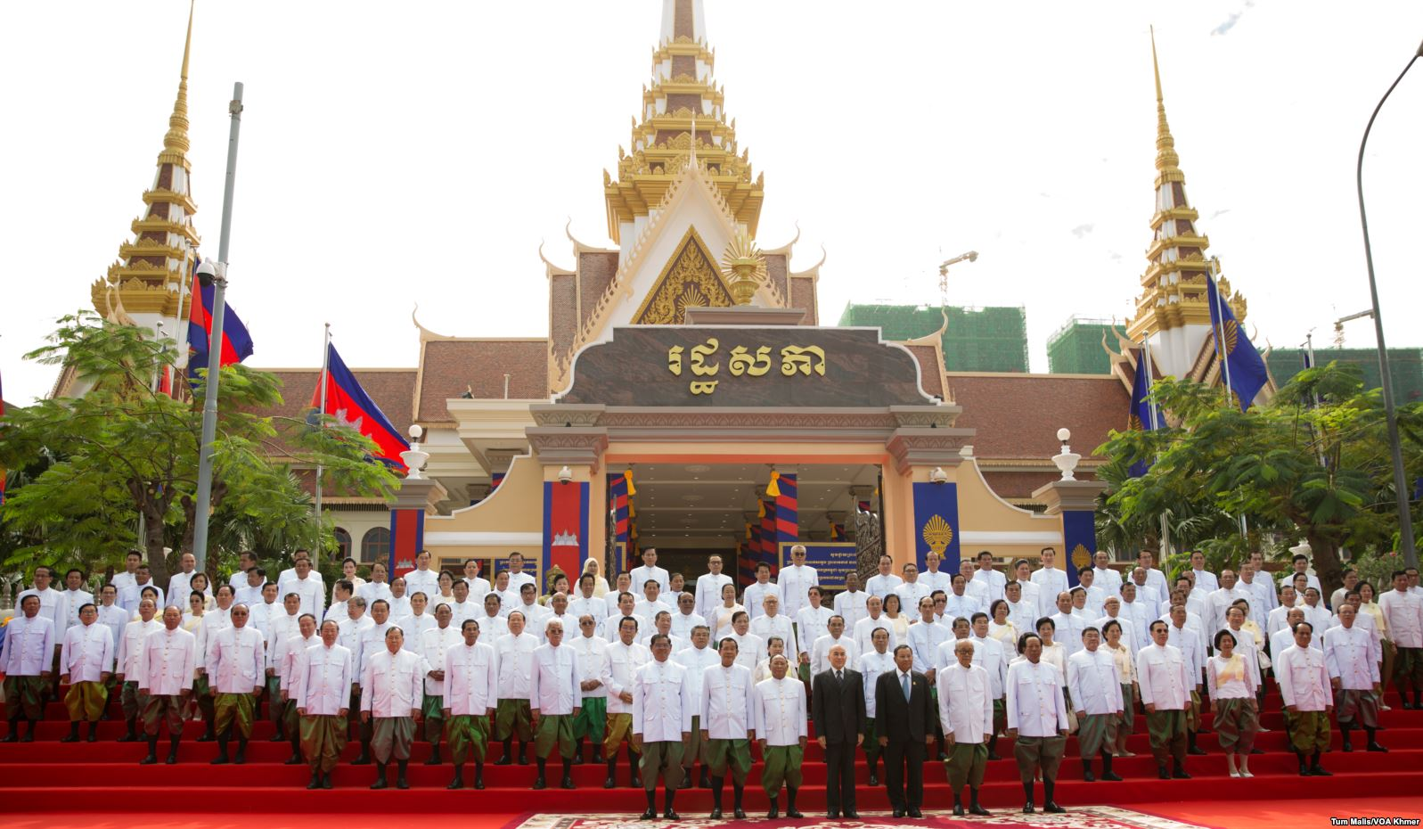 Cambodia National Assembly passes state of emergency bill due to COVID-19