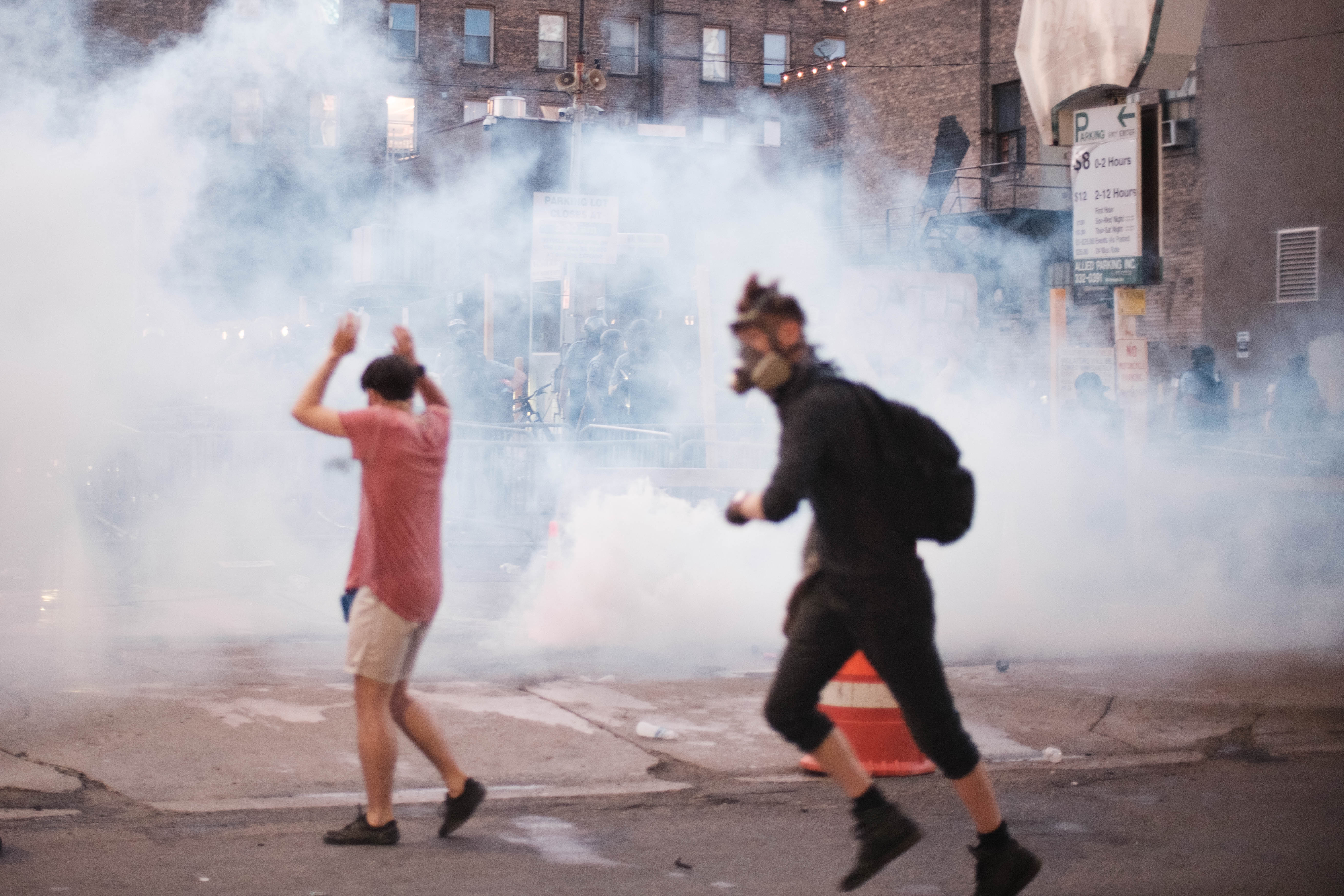 Amnesty International launches new resource on global misuse of tear gas