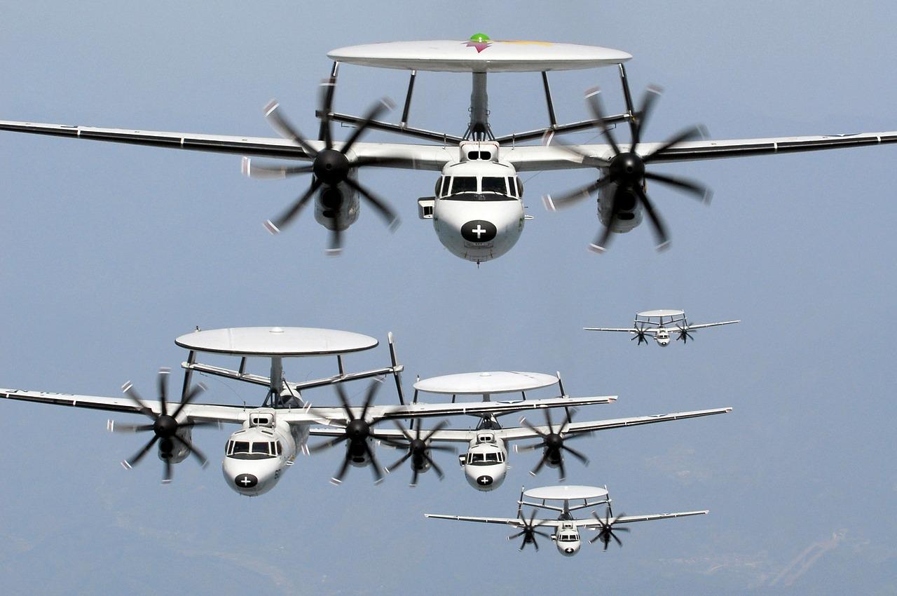 US Air Force investigates use of Air National Guard surveillance aircraft at protests