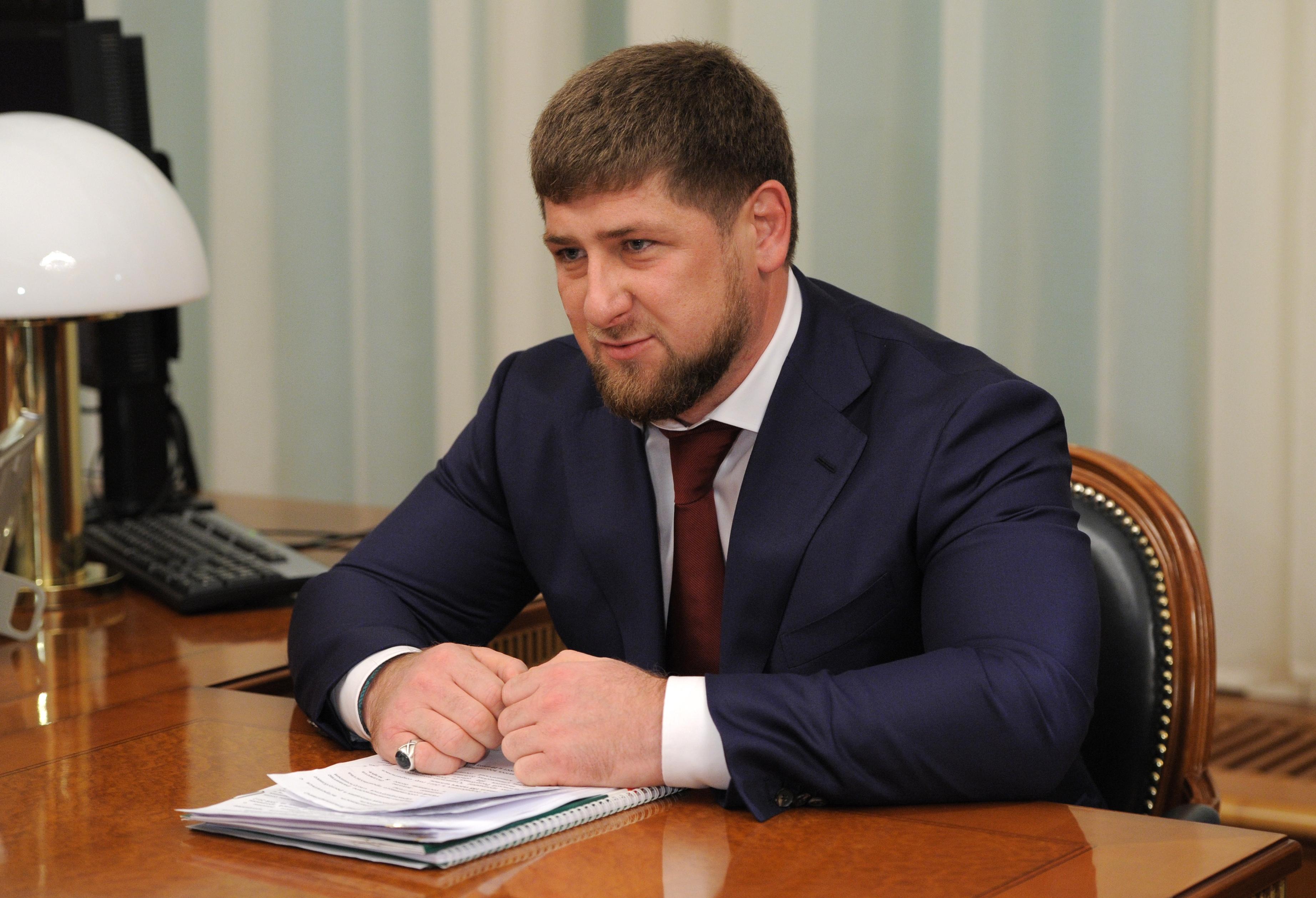 US State Department sanctions Chechen leader Ramzan Kadyrov