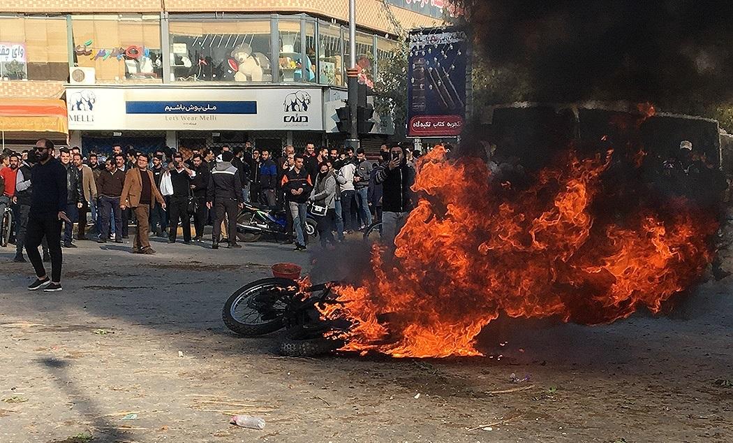 EU sanctions militia commanders, police chiefs, prisons over 2019 Iran protests