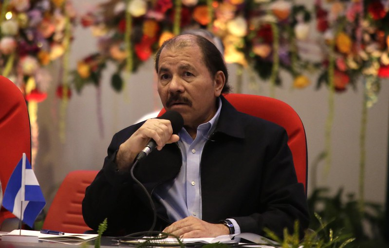 Nicaragua president proposes legislation restricting news outlets and NGOs