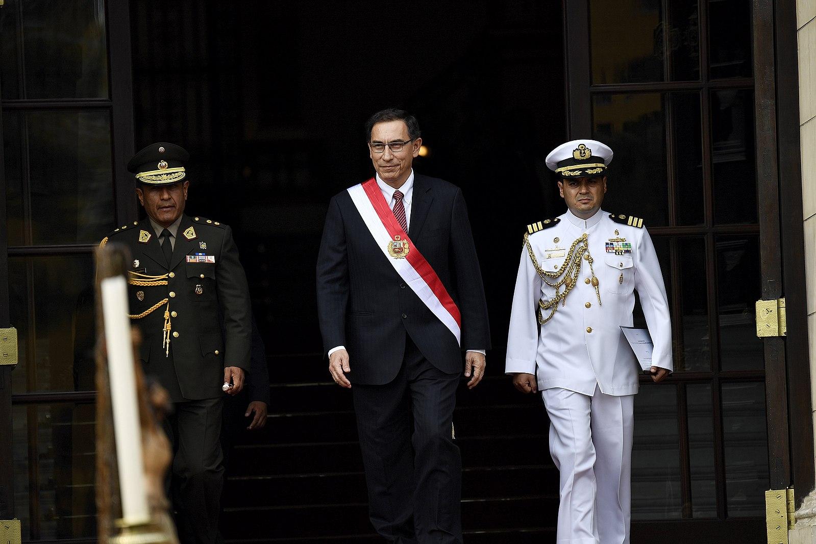 Peru congress votes to begin impeachment hearings against president
