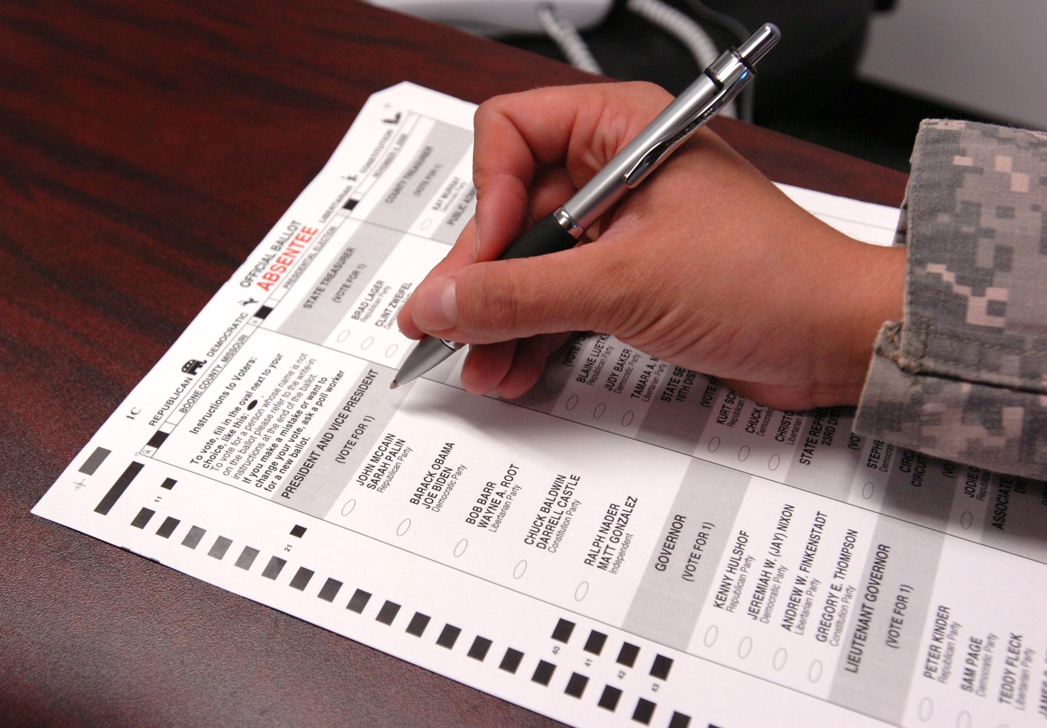 Federal judge allows North Carolina to count absentee ballots postmarked through November 12